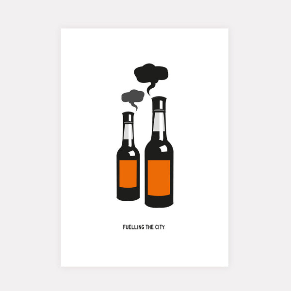 New - Henderson's relish mini print collection - NL Wall Art - 2