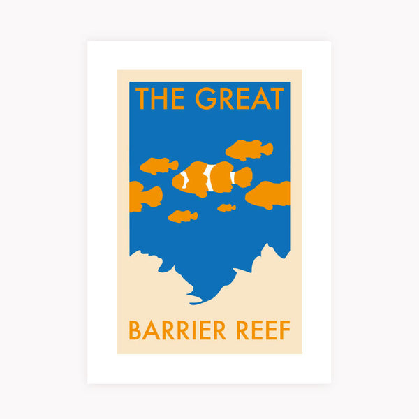 The Great Barrier Reef - NL Wall Art - 1