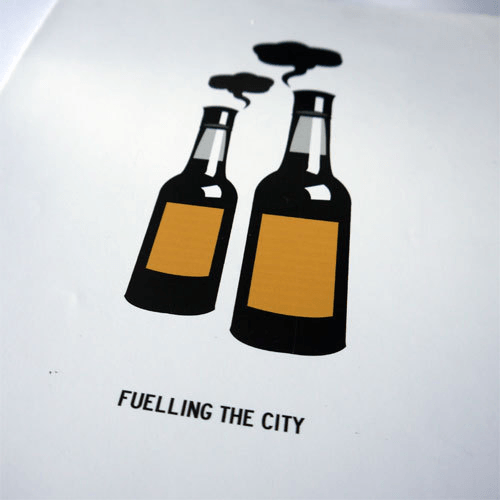 Fuelling The City - NL Wall Art - 3