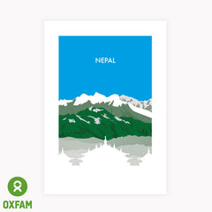 Nepal - NL Wall Art - 1
