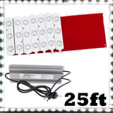 24v Super Bright White Premium Z3030 Series Showcase LED Light