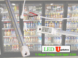 5ft V shape fridge cooler LED Light - LED Updates