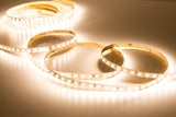 12v 2835 Series CRI 95 3000k Warm white color LED strip light - LED Updates