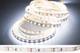 12v 2835 Series CRI 95 6000k white color LED strip light