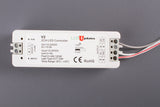 24v 3528 CCT Series 3000K to 6500K Adjustable warm white to Pure white LED strip light - LED Updates