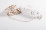 24v S Shape Neutral white 4000k 2835 LED strip light