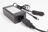 UL listed 12v 4A 48w Power supply Driver with on/off switch