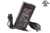 UL listed 24v 3 Amp 72w Class 2 Power supply Driver AC adapter