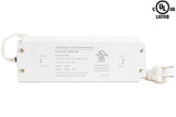 UL Listed 24V 60w Class 2 Triac Dimmable Power Supply