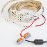 24v Premium Super Bright Series CRI 95 6000k Pure white color LED strip light