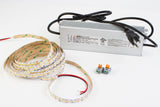 24v Ultra Premium Super Bright Series CRI 95 4000k Natural white color LED strip light