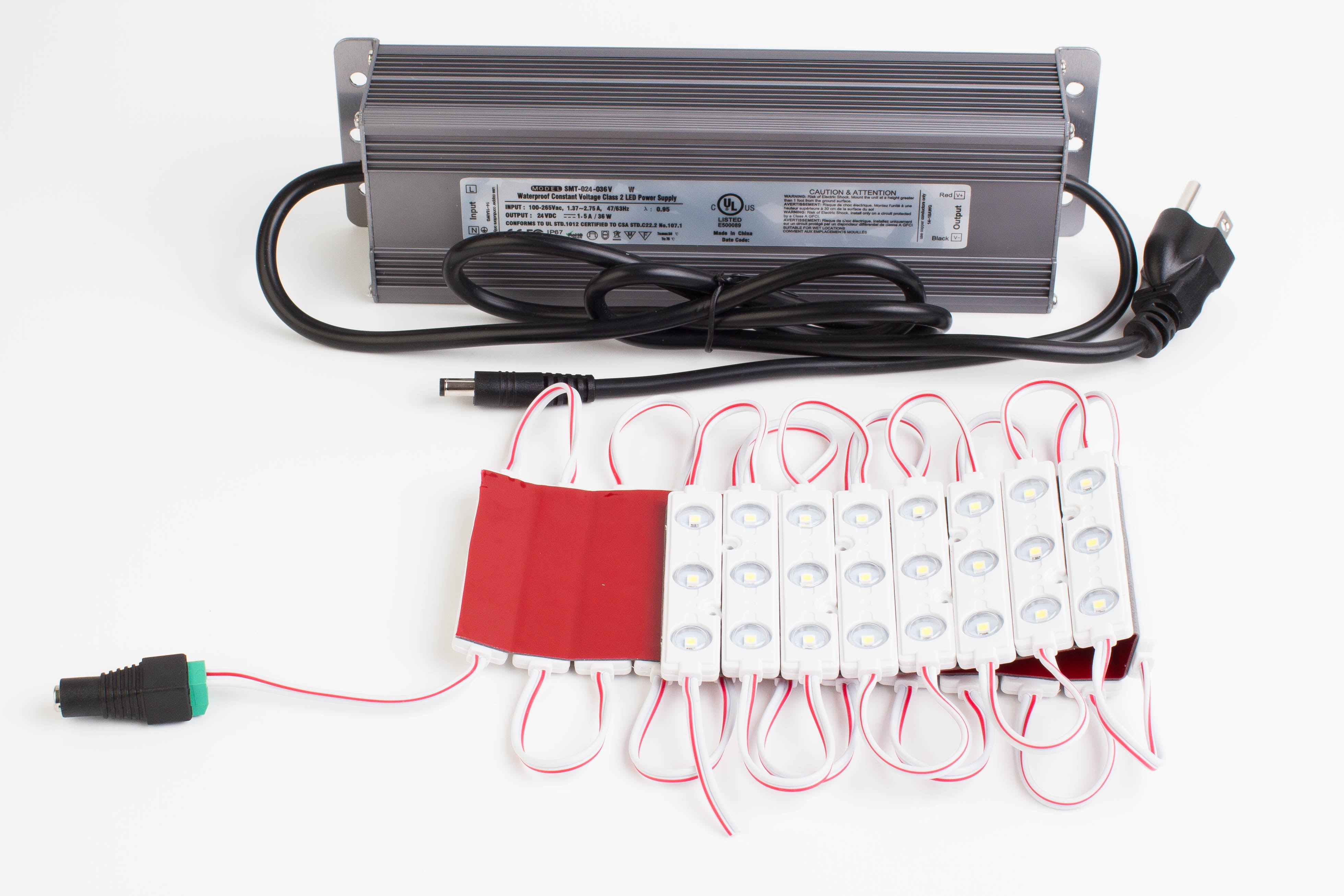 24v Fridge cooler LED module C3030 packages