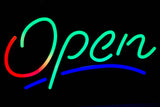 Signature Style Chase Effect LED OPEN Sign