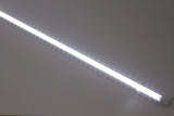 5ft White C3014 LED light with UL 2A power supply