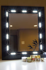 Makeup mirror white LED light package premium series - LED Updates