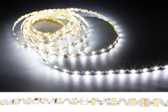 12v S Shape 6000k white color 2835 LED strip light