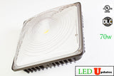 UL Listed 70W LED Ceiling light suitable for garage, workshop & basement