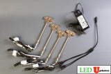 Jewelry LED Pole light Model FY-37G 4000k 90 CRI - LED Updates