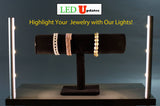 LED Jewelry Pole light FY-34M 8 inches 4000k - LED Updates