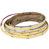 24v COB Series CRI 90+ 4000k Natural white color LED strip light