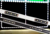 Storefront LED track + White T2835 Premium Super Bright LED Light