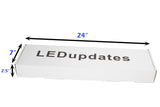 Trade Show LED Light 3000K Warm White 19W