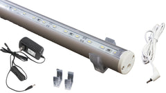 28 inches White C3014 Linkable LED light with UL 2A power supply
