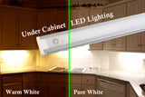 Under cabinet LED light U3014 Series with Touch ON/Off Dim switch - LED Updates