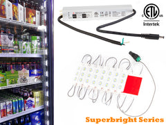 Fridge cooler LED module C5630 packages