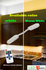 Kitchen Cabinet M5630 series LED Light with UL Power - LED Updates