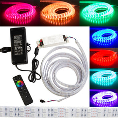 12v double layer RGB 5050 Premium Series Multi color change LED LIGHT