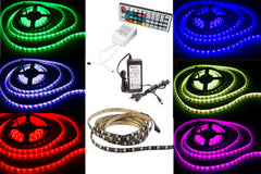 12v RGB 5050 Series Multi color change LED LIGHT