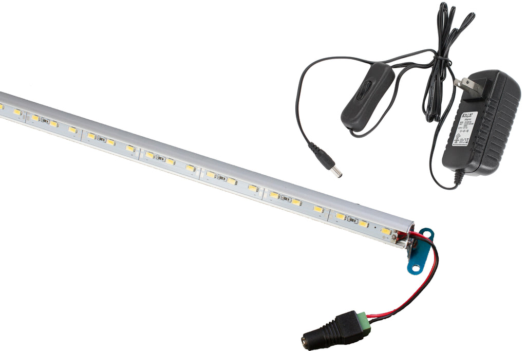 15 inches White Color V5630 Series LED light with Adjustable Footing