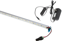 20 inches White Color V5630 Series LED light with Adjustable Footing