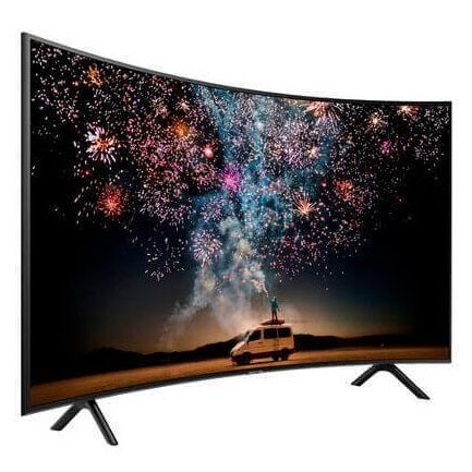 "Pantalla LED Samsung 49"" Curva 4K Smart TV UN49RU7300FXZX"