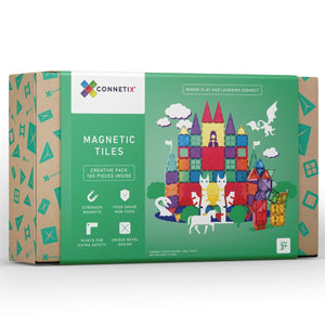 Connetix 100 Piece Creative Pack