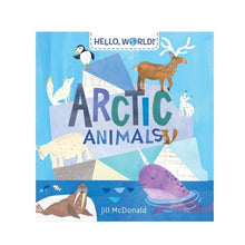 Load image into Gallery viewer, Hello, World! Arctic Animals