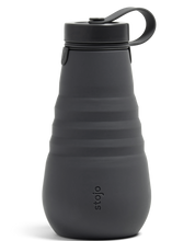 Load image into Gallery viewer, Stojo 20oz Bottle - Carbon