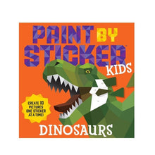 Load image into Gallery viewer, Paint by Stickers Kids - Dinosaurs