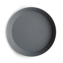 Load image into Gallery viewer, Round Plates Set - Smoke