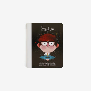 Little People, Big Dreams: Stephen Hawking (Board Book)