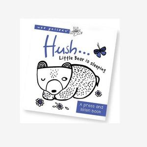 Sound Book: Hush... Little Bear is Sleeping