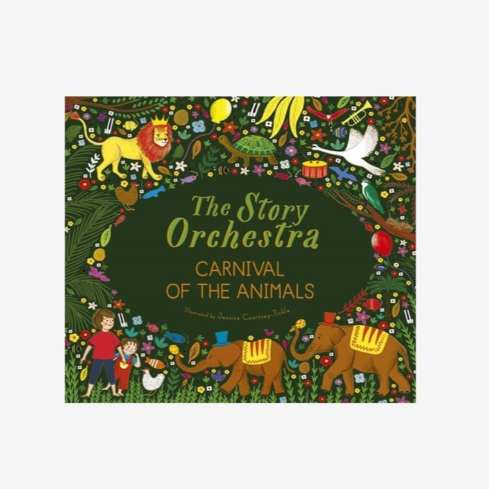 The Story Orchestra: Carnival of the Animals