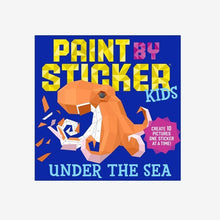 Load image into Gallery viewer, Paint by Stickers Kids - Under the Sea