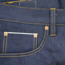 Lade das Bild in den Galerie-Viewer, DSIDE PRODUCTS Selvage und washer rivets an der Münztasche coin pocket