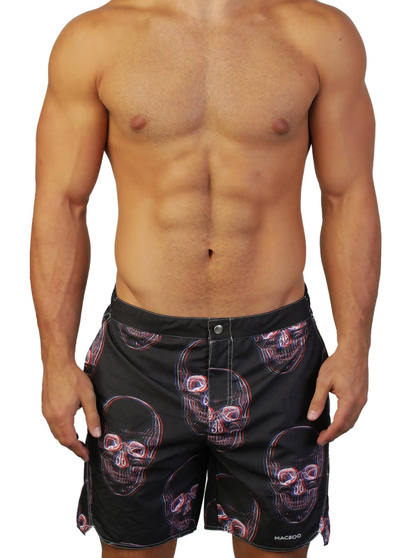 Swim Lion SkullR Black