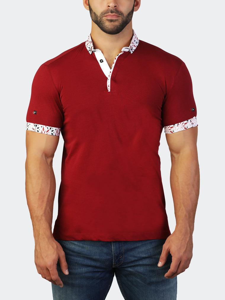 Polo MozartFlower Red