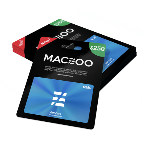 Gift Card - Gift Card - Maceoo