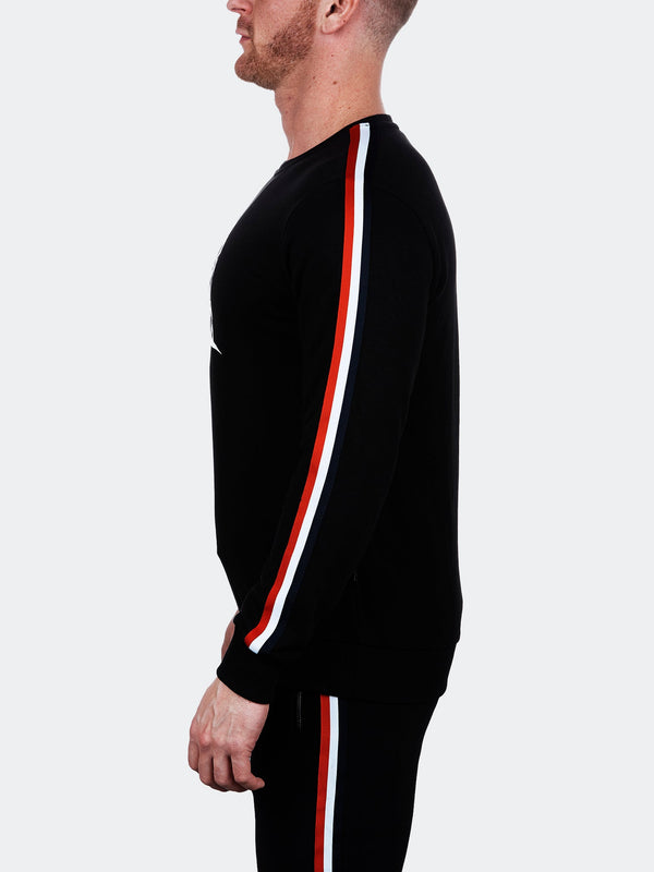 Sweater Lined Black