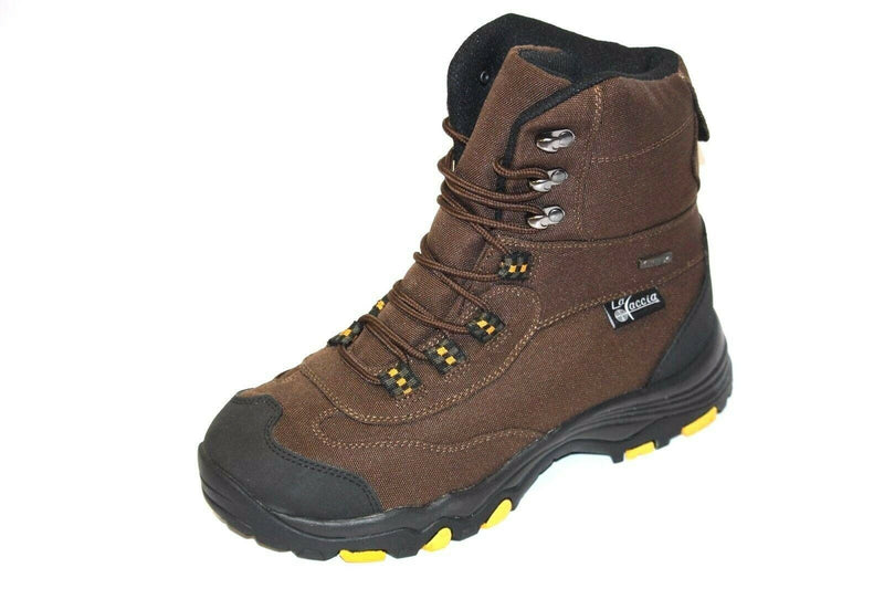 La Caccia - Water Resistant Hiking Boot (Brown)